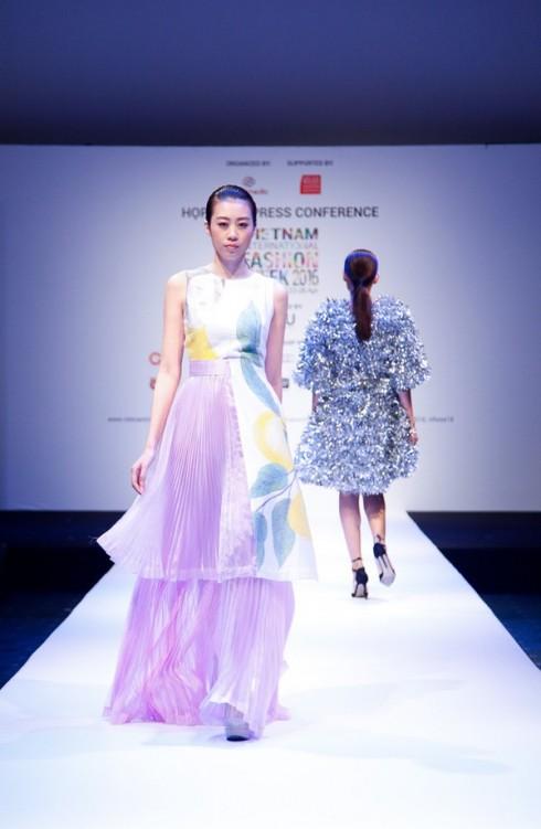Tuần lễ thời trang quốc tế Việt Nam 2016 chính thức trở lại elle Vietnam 05