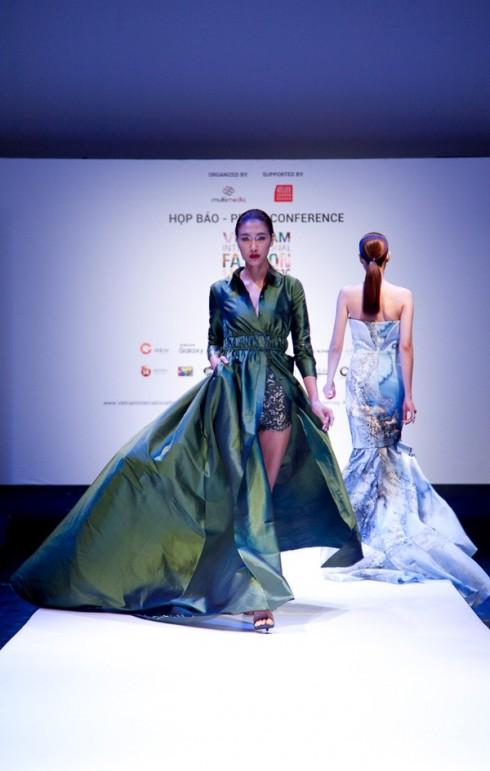 Tuần lễ thời trang quốc tế Việt Nam 2016 chính thức trở lại elle Vietnam 06