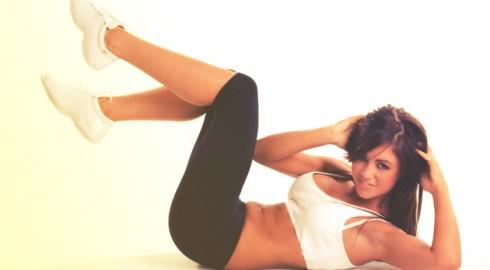 5 bài tập Pilates giảm béo bụng cấp tốc 4