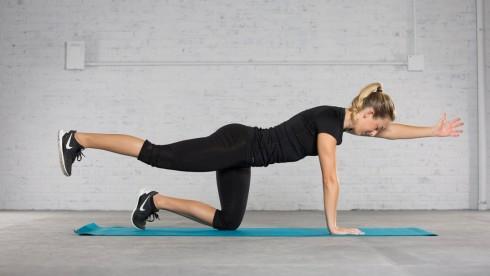 5 bài tập Pilates giảm béo bụng cấp tốc 5