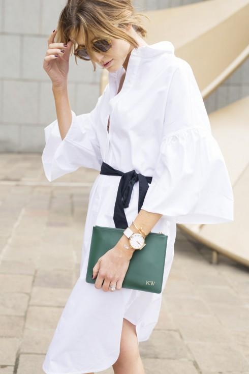 6 Gợi ý cách mặc đẹp đơn giản và cuốn hút với shirt dress6 Gợi ý cách mặc đẹp đơn giản và cuốn hút với shirt dress elle Vietnam 11 elle Vietnam 11