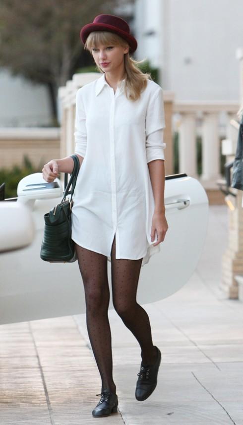 6 Gợi ý cách mặc đẹp đơn giản và cuốn hút với shirt dress 6 Gợi ý cách mặc đẹp đơn giản và cuốn hút với shirt dress elle Vietnam 24elle Vietnam 24