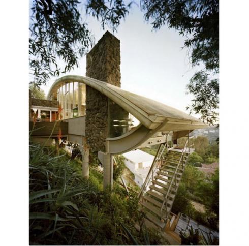 John Lautner; Garcia House, 1964
