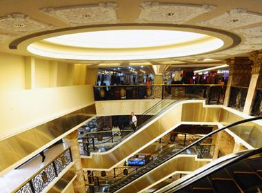Khu mua sắm từ tầng 3 trở lên sẽ được dành cho các thương hiệu Việt Nam và thương hiệu bậc trung tiếp cận và phục vụ khách hàng.