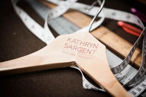 Kathryn rời khỏi Gieves & Hawkes để mở cửa hàng đầu tiên của cô tại Mayfair, London vào năm 2012.