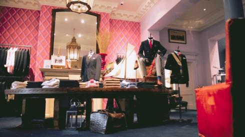 Đỉnh cao của thời trang may đo thế giới - Savile Row