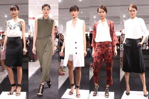 Mua sắm quần áo thời trang tại Mango Mega Store TP.HCM elle Vietnam 08