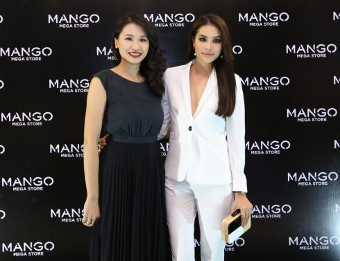 Mua sắm quần áo thời trang tại Mango Mega Store TP.HCM elle Vietnam 16