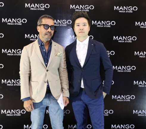 Mua sắm quần áo thời trang tại Mango Mega Store TP.HCM elle Vietnam 18