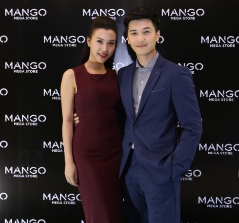 Mua sắm quần áo thời trang tại Mango Mega Store TP.HCM elle Vietnam 19