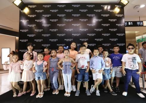 Mua sắm quần áo thời trang tại Mango Mega Store TP.HCM elle Vietnam 23
