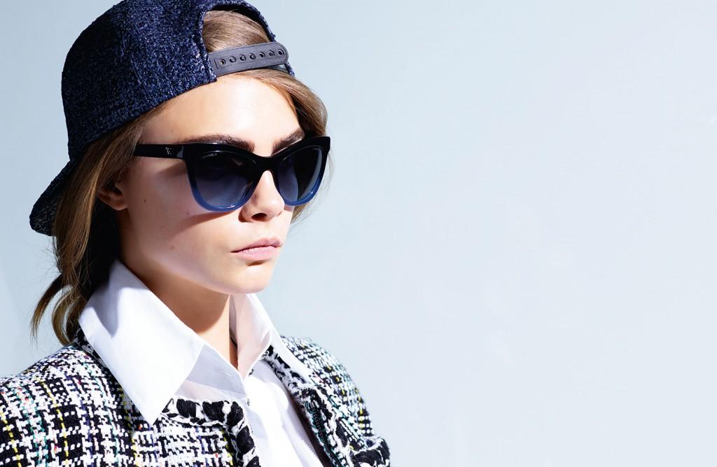 Bộ sưu tập mắt kính Chanel Xuân-Hè 2016 elle Vietnam 01
