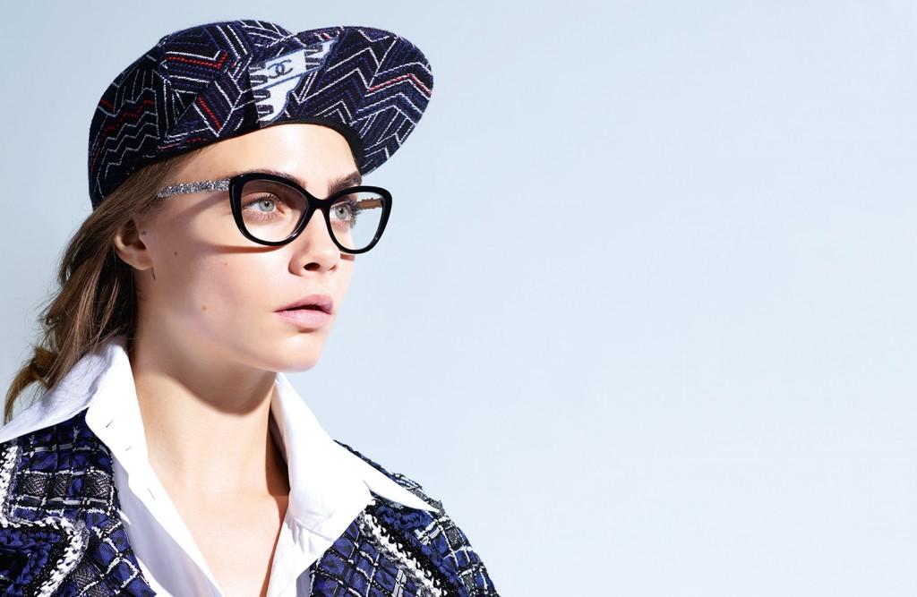 Bộ sưu tập mắt kính Chanel Xuân-Hè 2016 elle Vietnam 03