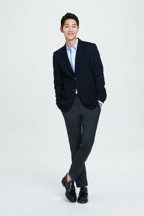 Đại sứ Du lịch Hàn Quốc 2016, Song Joong-ki.