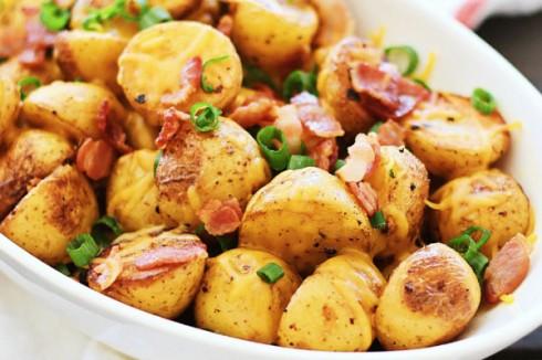 Tuyệt chiêu giảm cân nhanh bằng khoai tây - ELLE Việt Nam (2)