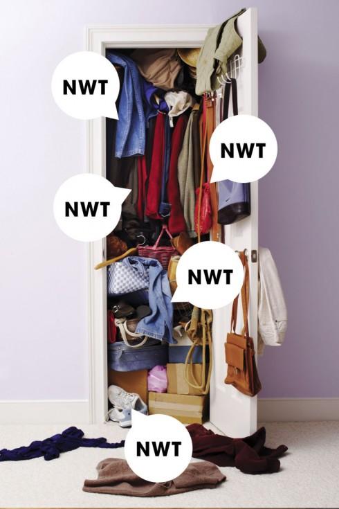 7 lời khuyên khi dọn dẹp tủ quần áo - elle vietnam 07