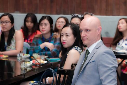 Mỹ phẩm Yves Rocher triển khai Góp xanh cho hành tinh eMỹ phẩm Yves Rocher triển khai Góp xanh cho hành tinh elle Vietnam 02lle Vietnam 02