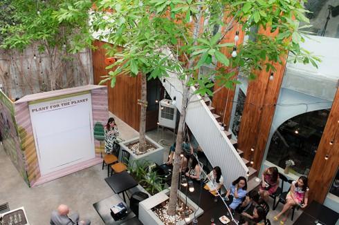 Mỹ phẩm Yves Rocher triển khai Góp xanh cho hành tinh elle Vietnam 04