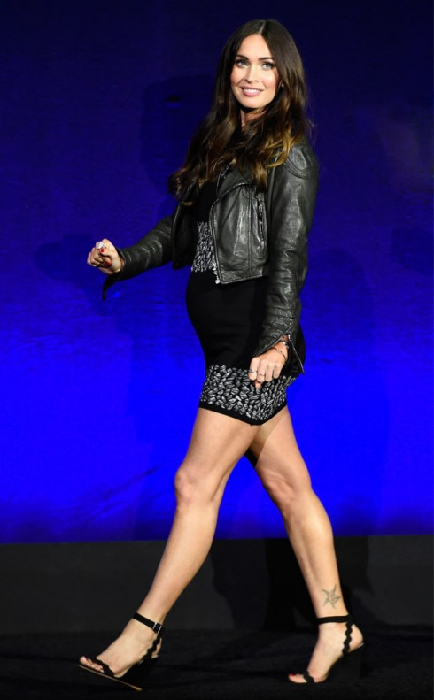Megan Fox quay ve voi chong cu sau tin mang thai lan thu ba – ellevn - 01