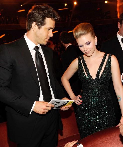 Scarlett Johansson tiet lo nguyen nhan li hon voi Ryan Reynolds – ellevn - 03