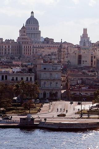 Du lịch Cuba: Havana - Khung cửa sổ nhìn ra Caribê