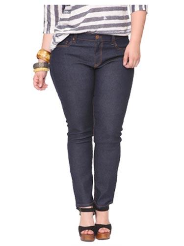 Chọn quần jeans tối màu