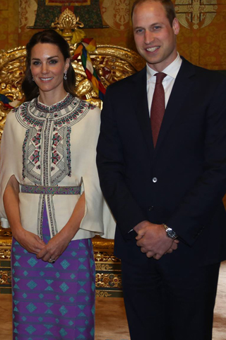 Phong cách thời trang hoàng gia của công nương Kate Middleton