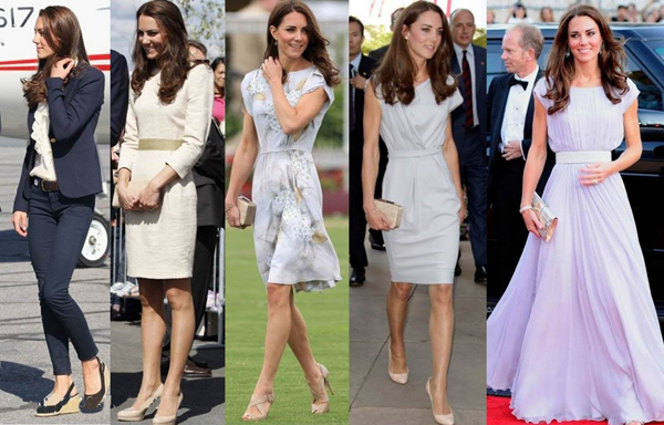 Phong C Ch Th I Trang Ho Ng Gia C Ng N Ng Kate Middleton