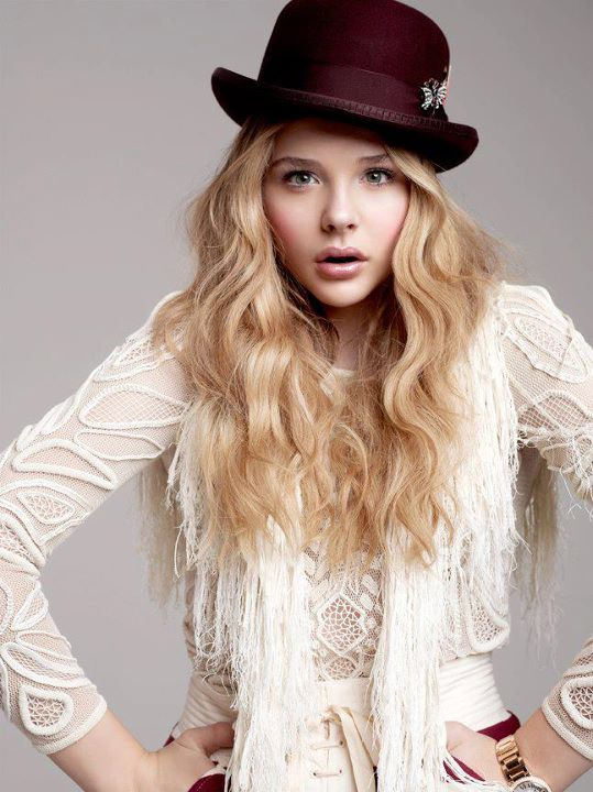 Học hỏi phong cách thời trang của Chloe Moretz