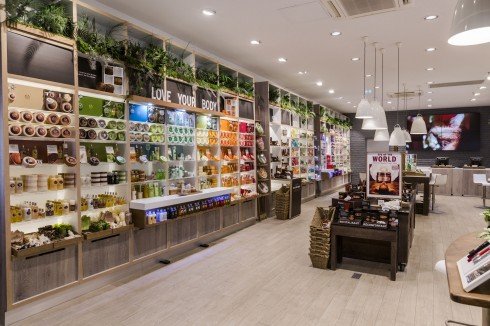 mỹ phẩm the body shop