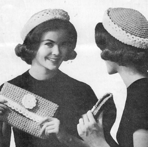 Những chiếc Clutch thập niên 1950