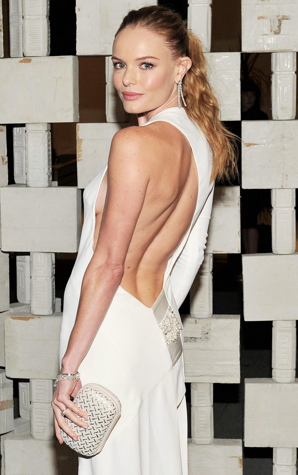 Nữ diễn viên Kate Bosworth tại sự kiện của Viện bảo tàng Hammer Museum