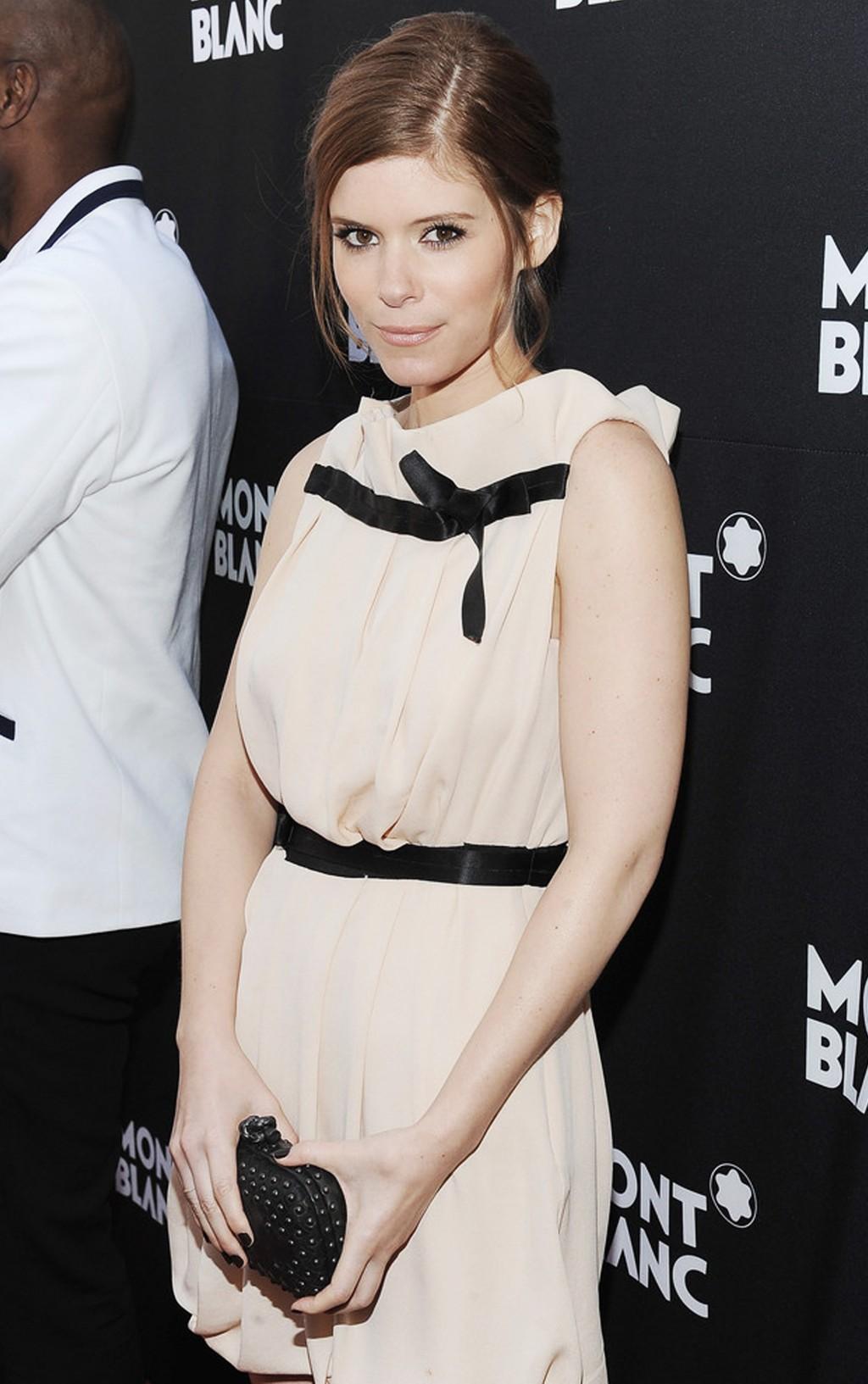 Nữ diễn viên Kate Mara xuất hiện tại sự kiện Montblanc Jewellery Brunch