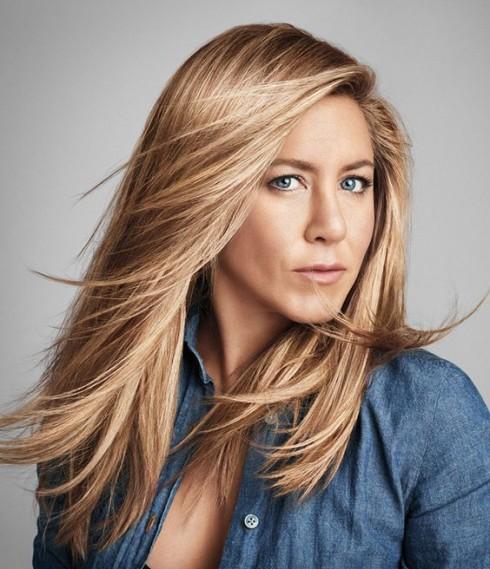 Bi quyet cham soc toc tu nu dien vien Jennifer Aniston – ellevn - 03