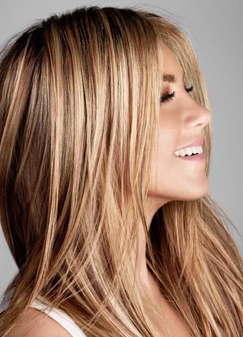 Bi quyet cham soc toc tu nu dien vien Jennifer Aniston – ellevn - 04