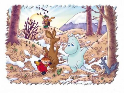 Tác phẩm là những câu chuyện ở Thung lũng Mumi do Nhật Bản và Phần Lan sản xuất vào năm 1990-1992, gồm 104 tập, rất được yêu thích trong hơn một thập kỷ qua.