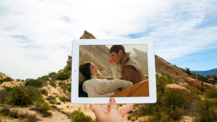 12 khung hình phim điện ảnh ra ngoài đời thực