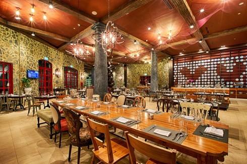Nhà hàng LA CRIQUE