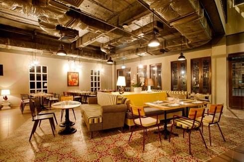Nhà hàng Le Table