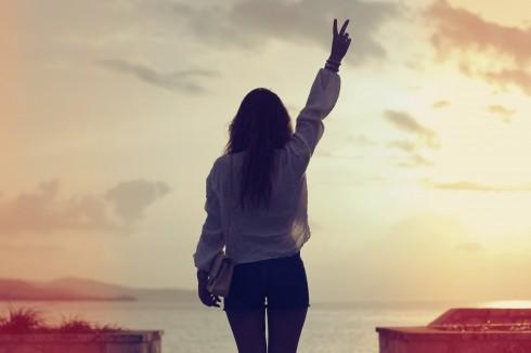 Hãy học cách sống lạc quan vì đâu đó luôn có con đường cho chúng ta đi