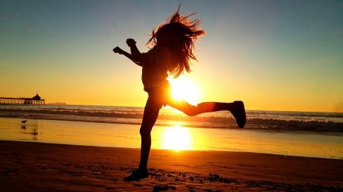 Sống lạc quan không những mang đến cho bạn niềm hạnh phúc mà còn cho cả những người xung quanh