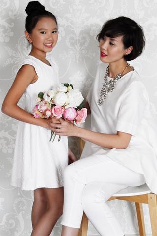 Bí mật hạnh phúc giữa mẹ và con gái