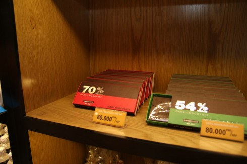 D'art Chocolate cung cấp socola dạng viên, dạng thanh cùng nhiều hình thái khác - D'art Chocolate - Dark Chocolate - Socola đen cao cấp