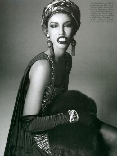 Thiên thần Victoria's Secret Sessilee Lopez -ellevietnam 06