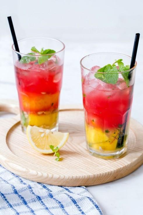 Dòng đồ uống Soda mùa hè đặc trưng của The KAfe.