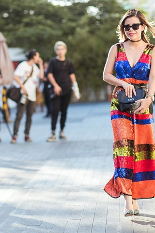 Vietnam International Fashion Week Day 1- Crystal Phuong