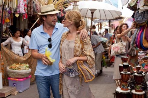 Cặp đôi diễn viên chính trong phim Ăn - Cầu Nguyện - Yêu