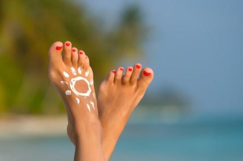 7 bí mật để sở hữu bàn chân đẹp 1
