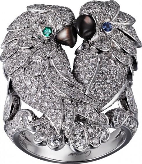 Jeanette Aw nổi bật với trang sức Cartier - ELLE.VN