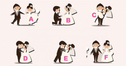 Trắc nghiệm tình yêu Cặp đôi nào ân ái nhất_ellevietnam